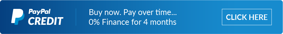 PayPal Credit - 0% Finance for 4 months