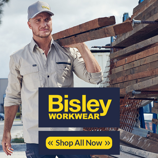 Bisley Workwear - Shop Now