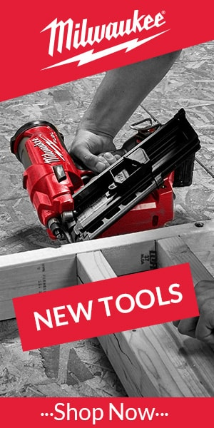 Brand New Milwaukee Power Tools