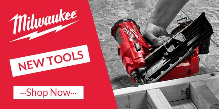 Milwaukee New Tools