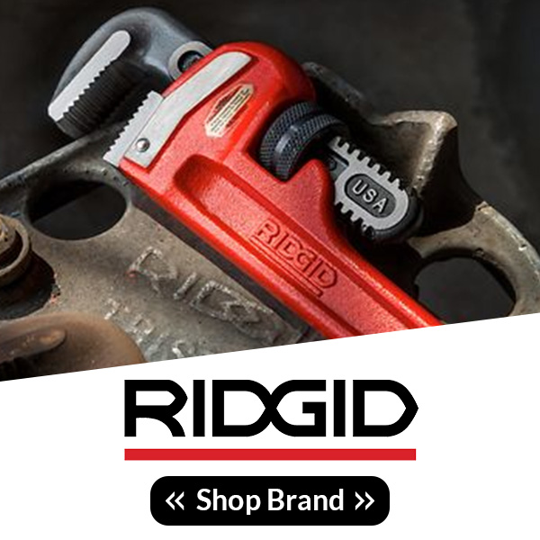 Ridgid Tools - Shop Now