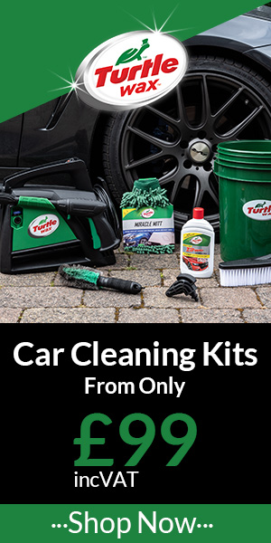Turtle Wax - Car Cleaning Kits