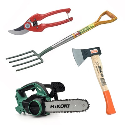 Garden Tools and Accessories