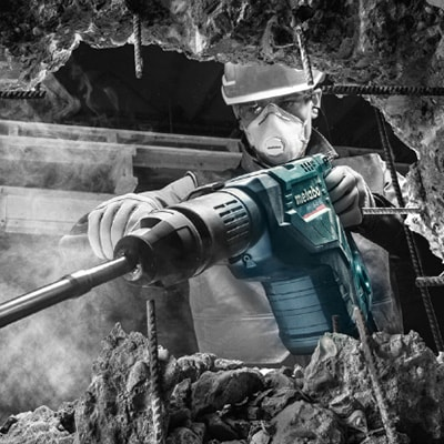 Metabo SDS & Rotary Drills