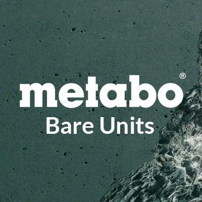 Metabo Bare Units