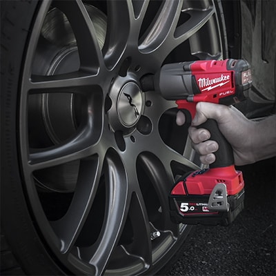 Milwaukee Impact Wrenches