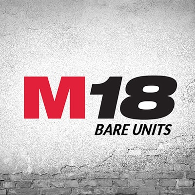 Milwaukee M18 Bare Units