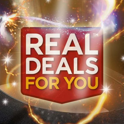 Real Deals Christmas 2021