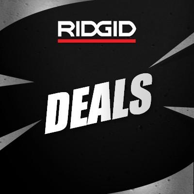 RIDGID DEALS