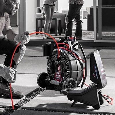 Ridgid Drain Cameras