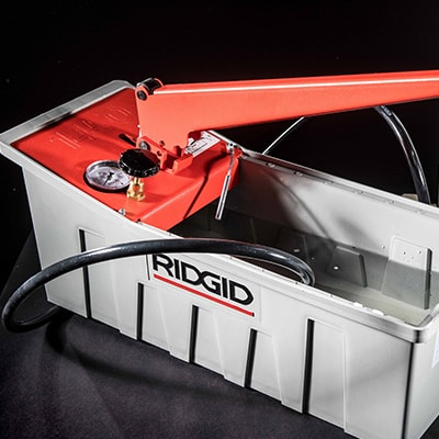 Ridgid Test & Measure