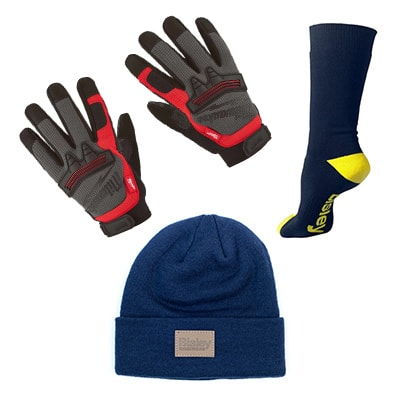 Hats, Gloves & Socks