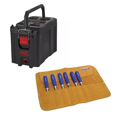 Tool Rolls & Cases