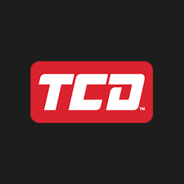 Scan Push vertical - Polished Brass Effect (200 x 50mm) - Single