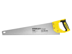 Stanley Sharpcut Handsaw 550mm (22in) 11 TPI