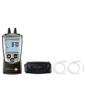 Testo 510 Differential Pressure Meter Set
