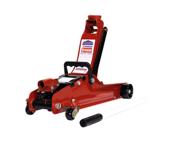 Sealey 1020LE Trolley Jack 2tonne Low Entry - Trolley Jacks