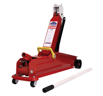 Sealey 1025HL Trolley Jack 2.25tonne High Lift Super Rocket Lift
