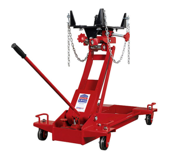 Sealey 1500E Transmission Jack 1.5tonne Floor Transmission Jacks