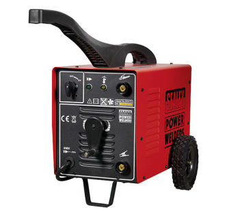 Sealey 200XTD Arc Welder 200Amp with Accessory Kit - Arc Welders