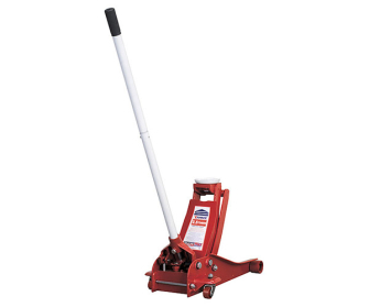 Sealey 2500LE Trolley Jack 2.5tonne Low Entry - High Lift & Low Entry