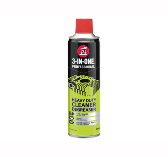3-IN-ONE 3-IN-ONE Professional Heavy-Duty Cleaner Degreaser 500ml