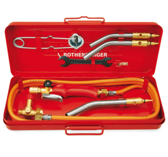Rothenberger Turboprop Propane industrial Torch Set - 3.1037