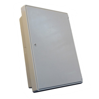 Mitras 3-Phase Recessed Electric Meter Box (770 x 550 x 210mm)