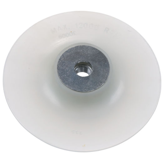 Milwaukee Flexible Backing Pad for 115mm Grinder - 4932345760