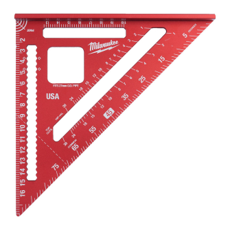 Milwaukee 7 inch Rafter Square Metric - 4932472124