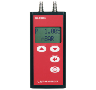 Rothenberger Ro-Press Differential Pressure Meter - 6.6081