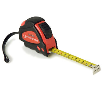 Rothenberger Tape Measure 5m 8.8819 - 5m
