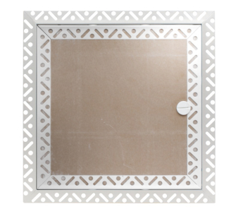 Fire Rated Metal - Plasterboard Access Panel - 350x350mm  - Single Panel