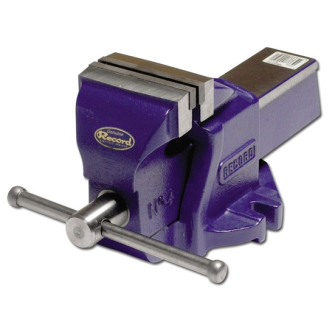 Record Irwin No.6 Mechanics Vice 150mm (6 in) - 6in Vice