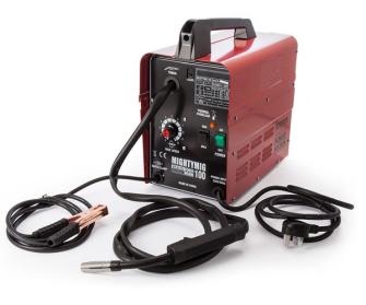 Sealey MIGHTYMIG100 Professional No-Gas MIG Welder 100Amp 230V - Mightymig No-Gas