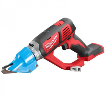 Milwaukee M18 BMS20-0 Cordless PLATE SHEARS upto 2.0mm - Bare Unit - 2.0mm
