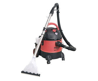 Sealey PC310 Valeting Machine Wet & Dry with Accessories 20ltr 1250W/230V - 20-29ltr Drum