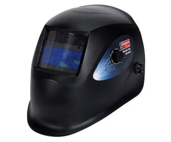 Siegen S01001 From Sealey Welding Helmet Auto Darkening Shade 9-13 - Welding Helmets