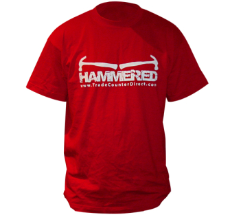 TCD - Hammered T-Shirt - Type