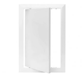 Value Plastic Access Panel - Hinged - 150 x 300mm - 5 Pack - Save 10%