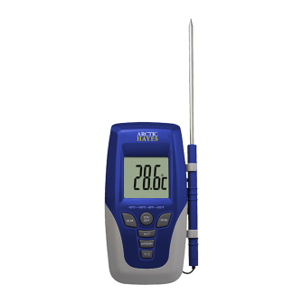 Arctic Hayes Compact Digital Thermometer