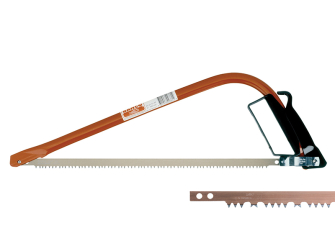 "Bahco - 21"" Bow Saw + FREE Extra Wet Cut Blade - 331-21-51/23-21P"