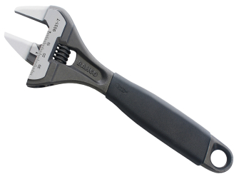 Bahco Slim Jaw Adjustable Wrench 200mm 9031T - 200mm