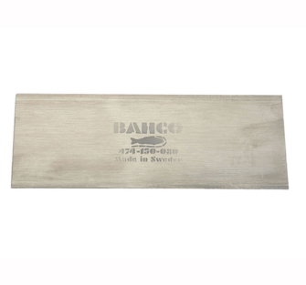 Bahco 474 Rectangle Cabinet Scrapers
