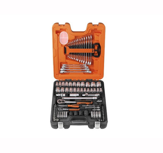 Bahco S87+7 Socket and Spanner Set 94 Piece 1/4 & 1/2in Drive - 9