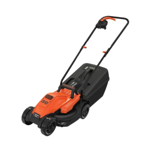 Black & Decker Electric Lawnmower 32cm 1200W 240V BEMW451