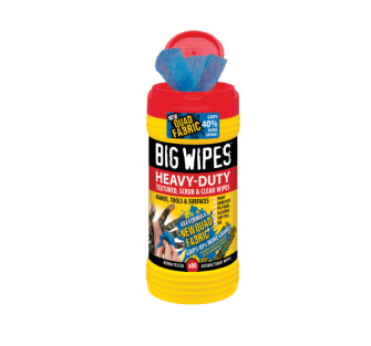 Big Wipes - Big industrial Plus - Hand Wipes - industrial +