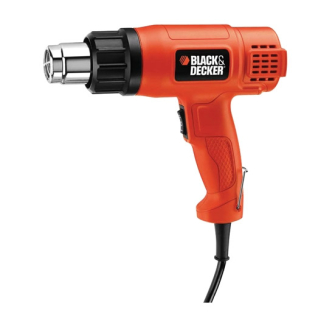 Black & Decker Kx1650 Heatgun 1750 Watt - 240 Volt