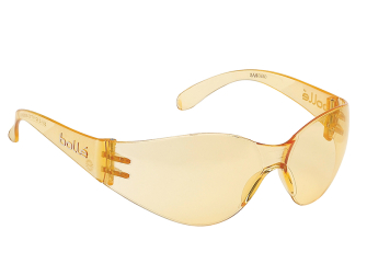 Bolle Bandido Safety Glasses - Yellow - Safety Glasses