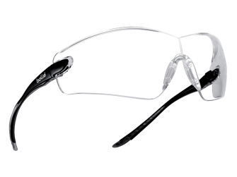 Bolle Cobra Safety Glasses - Clear - Safety Glasses